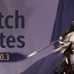 Mount & Blade II : Bannerlord Patch Notes e1.0.3