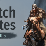 Mount&Blade II : Bannerlord patch e1.04 パッチe1.05